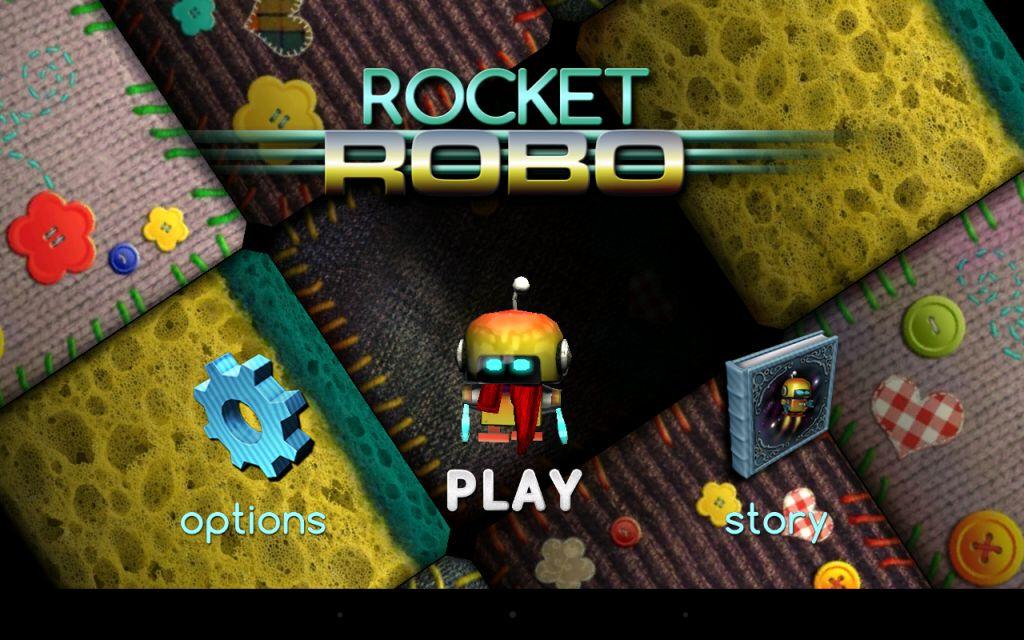 Rocked Robo
