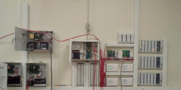 Пусконаладочные работы пожарной сигнализации и оповещения Абаканской ТЭЦ